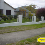 Fence Style FP04 Internal Arch Insert