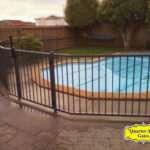 Fence Style Custom Pool