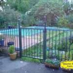 Fence Style Modern Pool