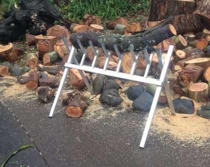 Firewood Sawhorse 1.2M