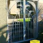 Pedestrian Gates Style Custom Toi Toi (1)