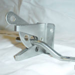 Stainless slam latch