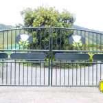 Driveway Gates Style Custom Auto Gate