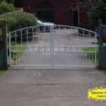 Driveway Gates Style Custom Based on DG11