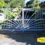 Driveway Gates Style Custom Toi Toi
