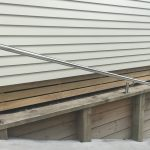 S/S Handrail - Straight